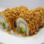 Crispy Crab Roll