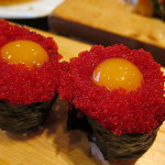 Tobiko_and_Raw_Quail_Egg