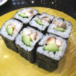 eel cucumber roll