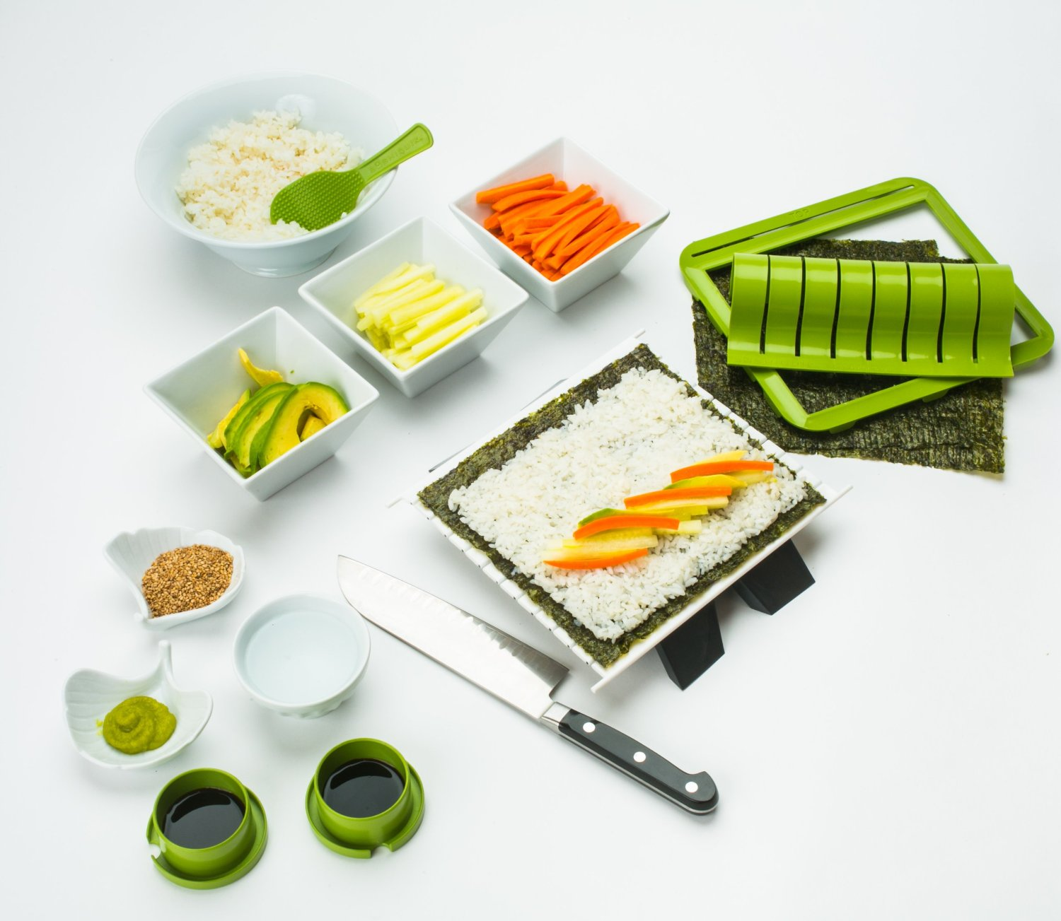 Sushiquik Sushi Making Kit 3