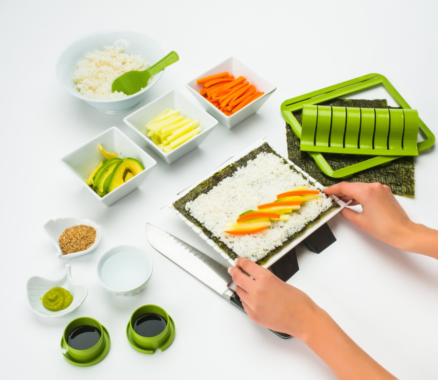 Sushiquik Sushi Making Kit  4