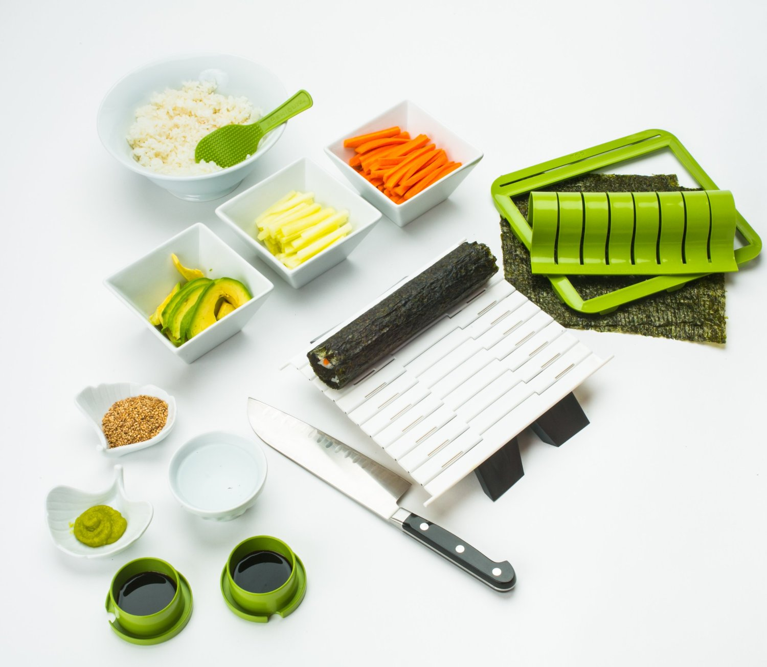Sushiquik Sushi Making Kit 6